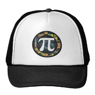 Variety of Pi Day Symbols Rounds Trucker Hat