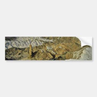 Variety Of Rock Types, Chimney Rock Bumper Sticker