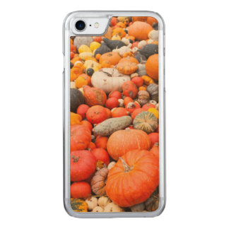 Variety of squash for sale, Germany Carved iPhone 8/7 Case