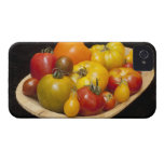 Variety of tomatoes iPhone 4 covers