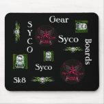 Variety Syco mouse pad
