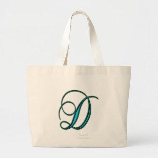 Variety Villa Monogram D Bag
