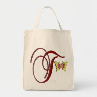 Variety Villa Monogram T Bag