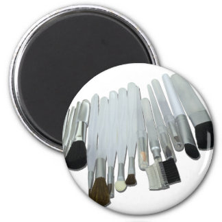 VarietyCosmeticBrushes110511 2 Inch Round Magnet
