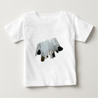 VarietyCosmeticBrushes110511 Baby T-Shirt