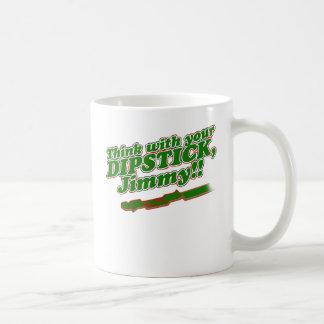 Varilla graduada taza de café