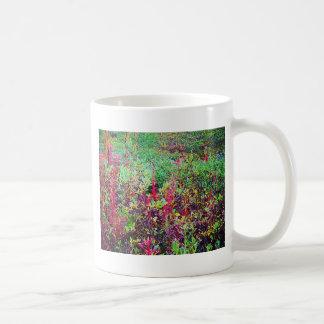 various alaska scenes coffee mug