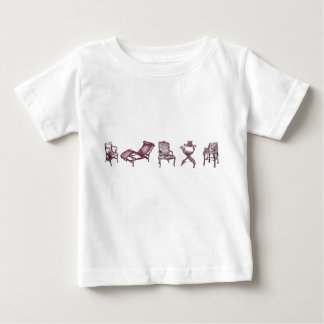 Various chairs baby T-Shirt