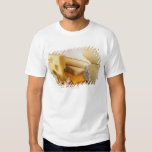 Various cheeses on chopping board T-Shirt