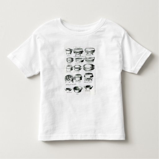 Various Cooking Vessels, 1570 T Shirt