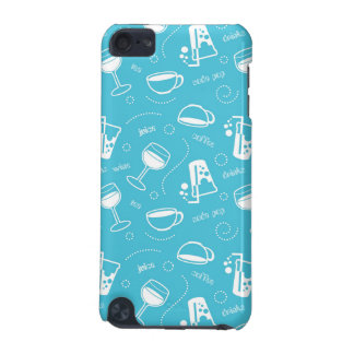 Various drinks iPod touch (5th generation) cover