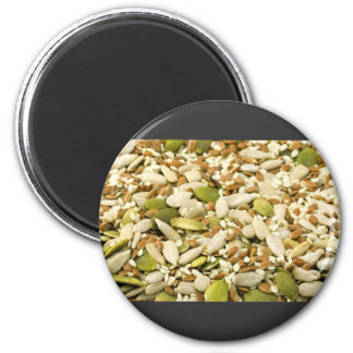 Various Eatable Seeds Magnets