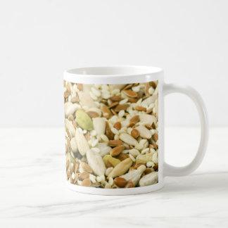 Various Eatable Seeds Mug