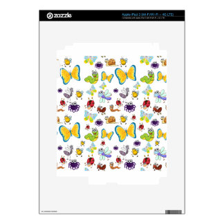 various insects iPad 3 skins