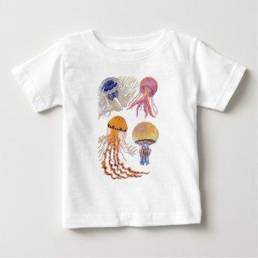 BROKENHIP Various Jelly Fish Baby T-Shirt
