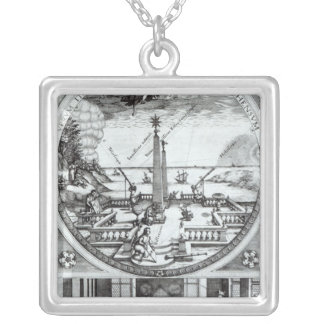 Various methods of observing sunspots silver plated necklace
