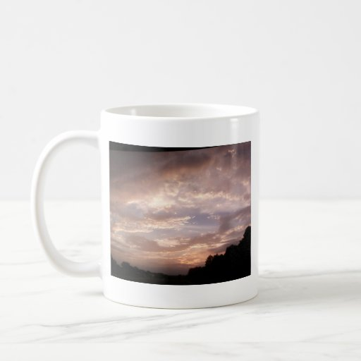 Various paintings mugs