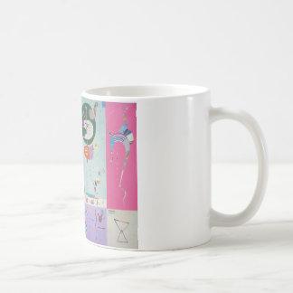 Various Parts Coffee Mug
