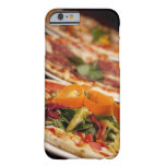 Various Pizza and Toppings iPhone 6 Case