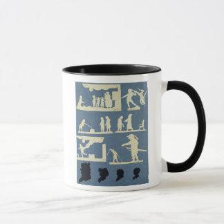 Various Scenes Mug