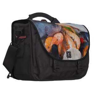 Various Seafood Commuter Bags