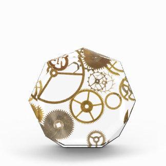 Various Watch Cogs Acrylic Award