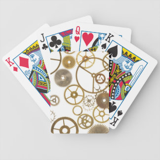 Various Watch Cogs Bicycle Playing Cards