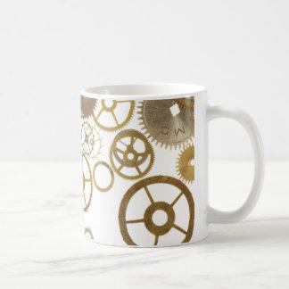 Various Watch Cogs Coffee Mug