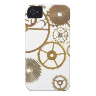Various Watch Cogs iPhone 4 Cover