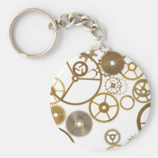 Various Watch Cogs Keychain