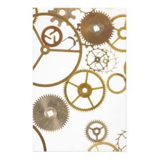 Various Watch Cogs Stationery