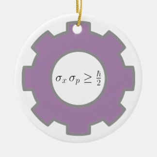 various, yo soy un mecánico cuántico, uncertainty ornament