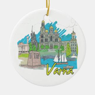 Varna Ceramic Ornament