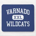Varnado - Wildcats - High School - Angie Louisiana Mouse Pad