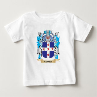 Varney Coat of Arms - Family Crest T Shirt