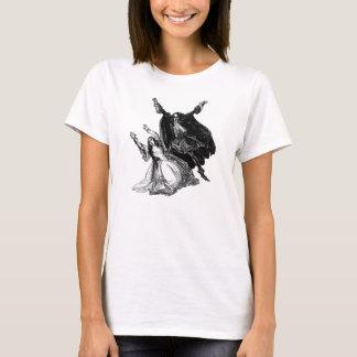 Varney la camiseta de las mujeres de Vampyre