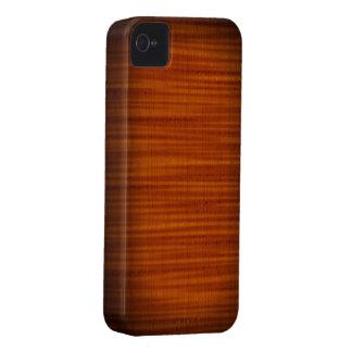 Varnished Wood - Maple iPhone 4 Case-Mate Case