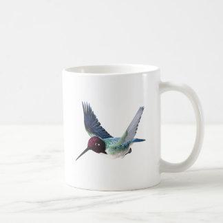 Varón del colibrí de la abeja tazas