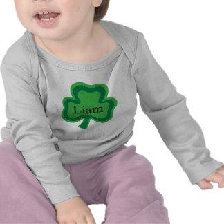 Varón del irlandés de Liam Camiseta
