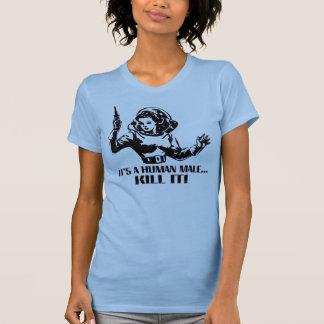 Varón humano camisetas