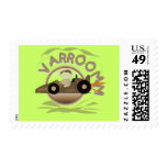 Varroomm Race Car Tshirts and Gifts Stamp