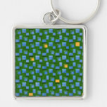 Varsely Mosaic Key Chains
