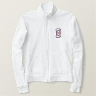 Varsity B Embroidered Jacket