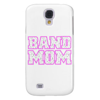 Varsity Band Mom Design Galaxy S4 Cover
