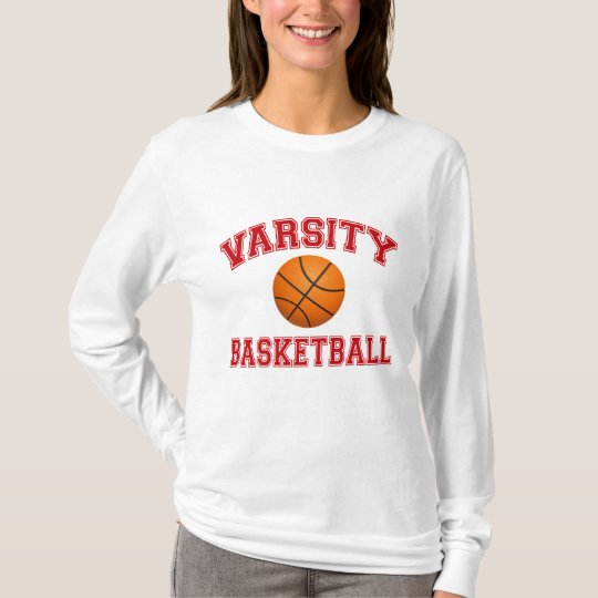 VARSITY BASKETBALL RED T-Shirt