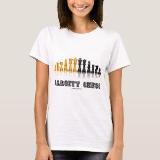Varsity Chess (Reflective Chess Set) T-Shirt