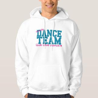 Varsity Dance Team Hoodie Sweatshirt