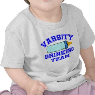 VARSITY DRINKING TEAM TSHIRT
