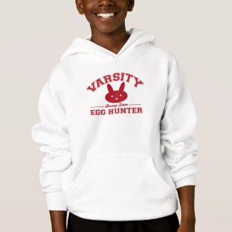 VARSITY EGG HUNTER - t-shirt