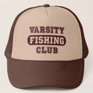 Varsity Fishing Club Trucker Hat